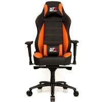 21-Cadeira Gamer DT3 Sports Orion Diversas Cores - Orange (Laranja - em estoque), Grey (Cinza - em estoque), Green (Verde - em estoque) - PCImbativel