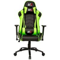 22 - Cadeira Gamer DT3 Sports Mizano Diversas cores - Green ( Verde - em estoque) - PCImbativel